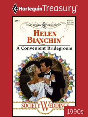 cover image of A Convenient Bridegroom