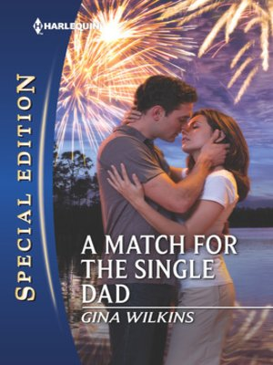 cover image of A Match for the Single Dad
