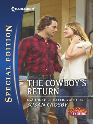 cover image of The Cowboy's Return