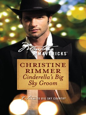 cover image of Cinderella's Big Sky Groom