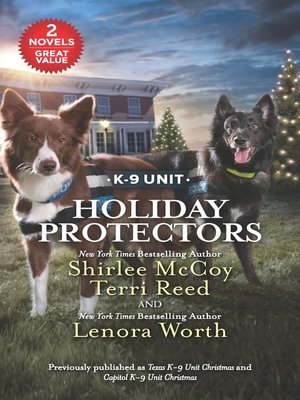 cover image of Holiday Protectors