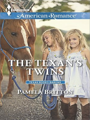 cover image of The Texan's Twins