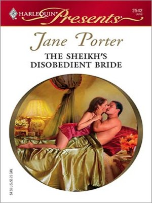 cover image of The Sheikh's Disobedient Bride