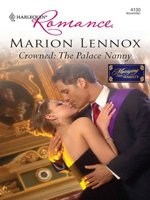 cover image of Crowned: The Palace Nanny