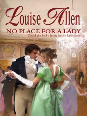 cover image of No Place For a Lady