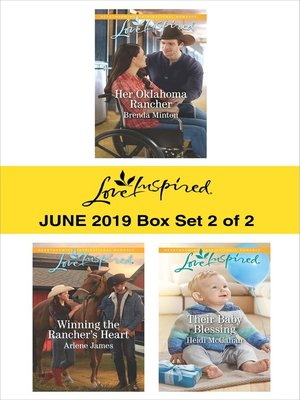 cover image of Harlequin Love Inspired June 2019, Box Set 2 of 2