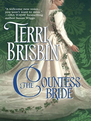 cover image of The Countess Bride