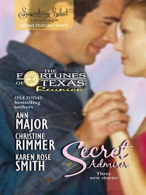cover image of Secret Admirer: Secret Kisses\Hidden Hearts\Dream Marriage