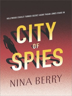 cover image of City of Spies