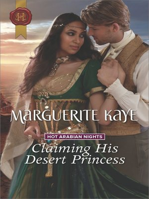 cover image of Claiming His Desert Princess