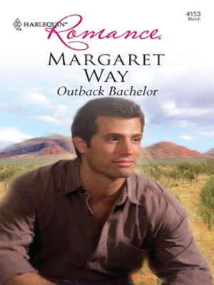 cover image of Outback Bachelor