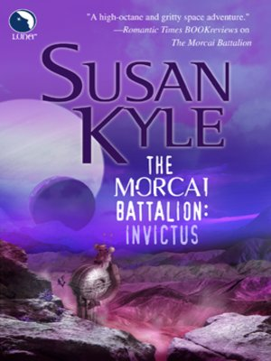 cover image of The Morcai Battalion: Invictus