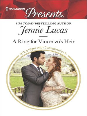 cover image of A Ring for Vincenzo's Heir