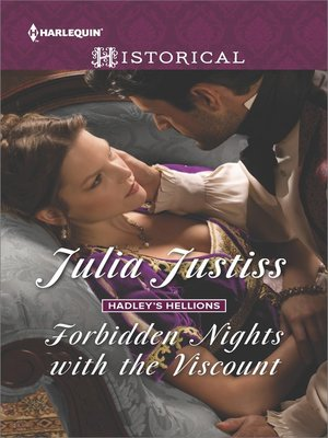 cover image of Forbidden Nights with the Viscount
