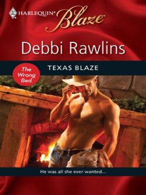 cover image of Texas Blaze