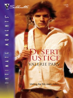 cover image of Desert Justice