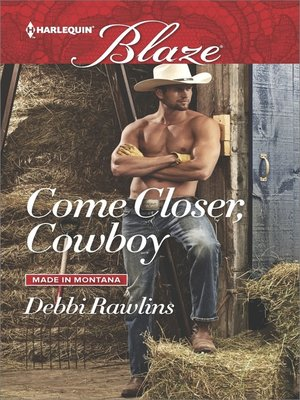 cover image of Come Closer, Cowboy