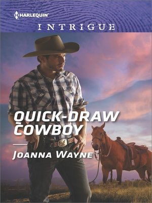 cover image of Quick-Draw Cowboy