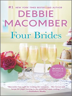 cover image of Four Brides