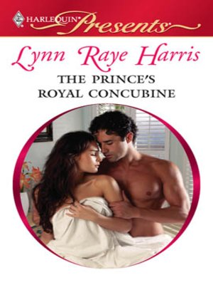 cover image of The Prince's Royal Concubine