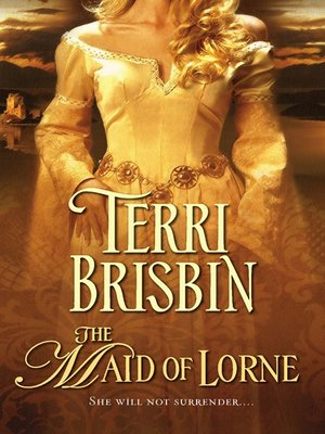 cover image of The Maid of Lorne