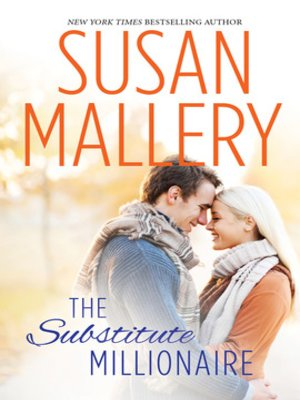 cover image of The Substitute Millionaire