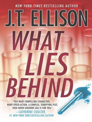 cover image of What Lies Behind