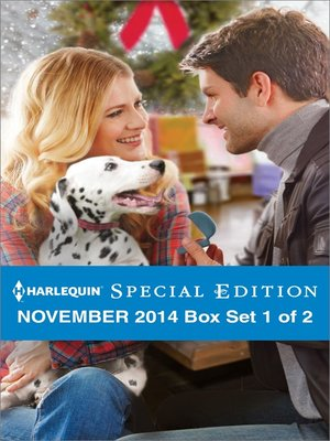 cover image of Harlequin Special Edition November 2014 - Box Set 1 of 2: A Weaver Christmas Gift\The Soldier's Holiday Homecoming\Santa's Playbook