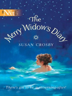 cover image of The Merry Widow's Diary