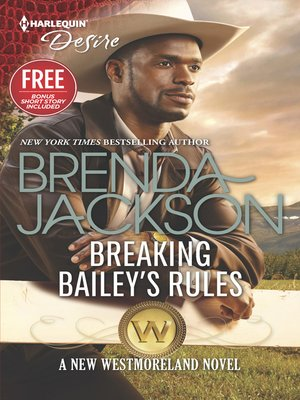 cover image of Breaking Bailey's Rules