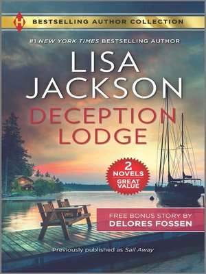 cover image of Deception Lodge & Expecting Trouble