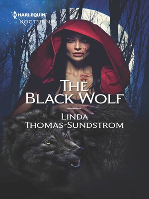 cover image of The Black Wolf