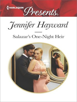 cover image of Salazar's One-Night Heir