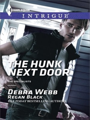 cover image of The Hunk Next Door