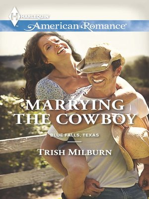 cover image of Marrying the Cowboy