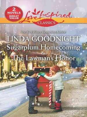 cover image of Sugarplum Homecoming ; The Lawman's Honor