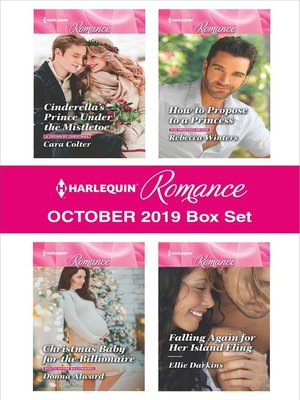 cover image of Harlequin Romance October 2019 Box Set