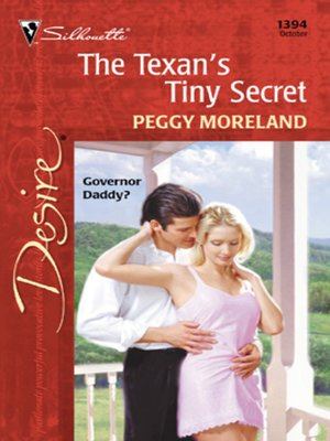 cover image of The Texan's Tiny Secret