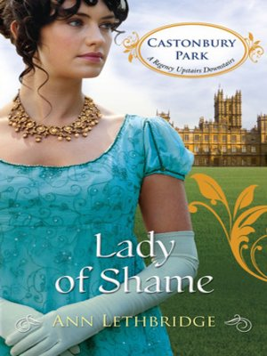 cover image of Lady of Shame