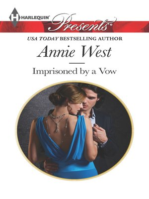 cover image of Imprisoned by a Vow