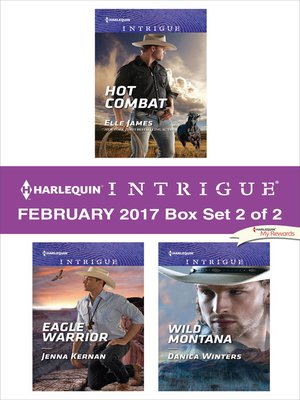 cover image of Harlequin Intrigue February 2017, Box Set 2 of 2