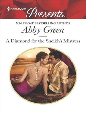 cover image of A Diamond for the Sheikh's Mistress