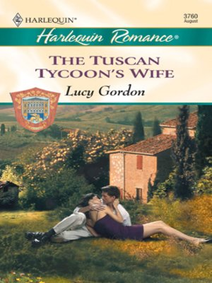 cover image of The Tuscan Tycoon's Wife