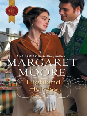 cover image of Highland Heiress