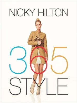 cover image of 365 Style