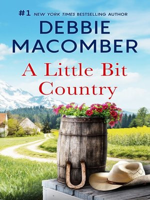 cover image of A Little Bit Country