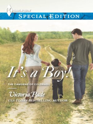 cover image of It's a Boy!