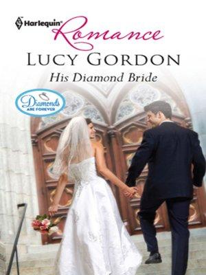 cover image of His Diamond Bride