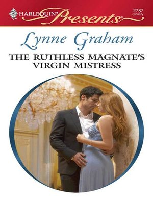 cover image of The Ruthless Magnate's Virgin Mistress
