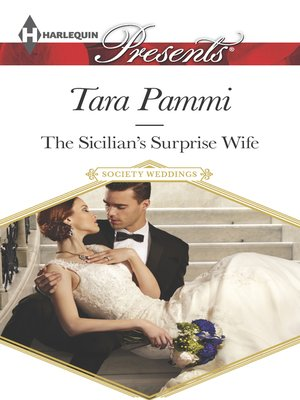 cover image of The Sicilian's Surprise Wife